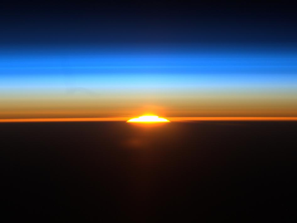 sunrise nasa